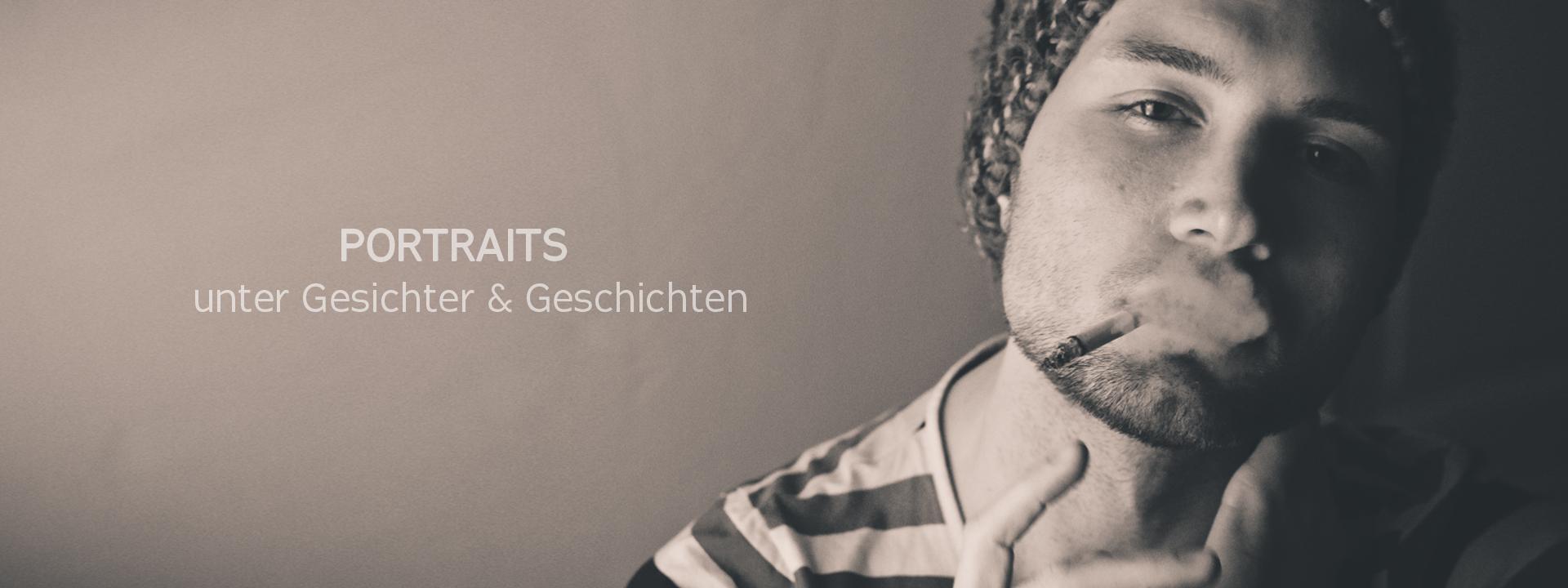 Portraits, Gesichter und Geschichten